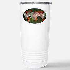 Everyday is Earth day Travel Mug