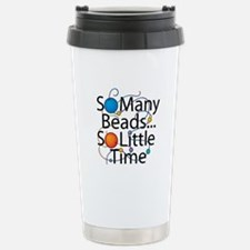 So Many Beads.. Travel Mug