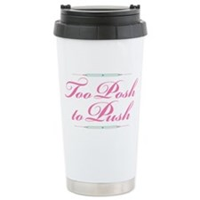 Cute Expecting pregnant pregnancy Travel Mug