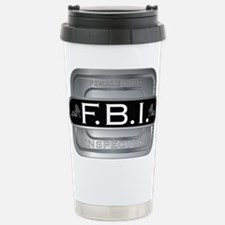 Female Body Inspector Stainless Steel Travel Mug