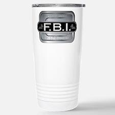 Female Body Inspector Travel Mug