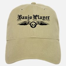 Banjo Player Baseball Baseball Cap
