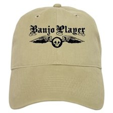 Banjo Player Baseball Cap
