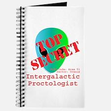 Intergalactic Proctologist Journal