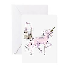 Unicorn Fantasy Greeting Cards (Pk of 10)