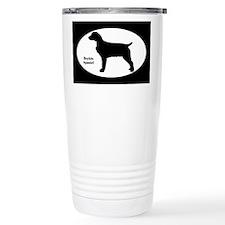 Boykin Spaniel Silhouette Travel Mug