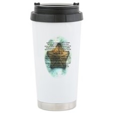 Starfish Wisdom Travel Mug