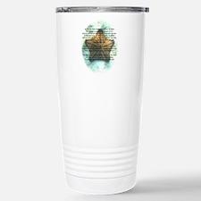 Starfish Wisdom Travel Mug