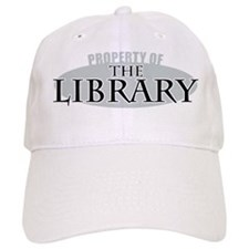 Property of The Library Baseball Cap