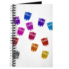 Owls in Rainbows Journal