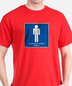 """""""Reasonable Prudent Person"""" T-Shirt"""