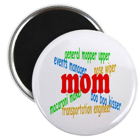"Supermom 2.25"" Magnet (10 pack)"