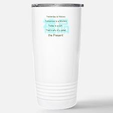 Gift Stainless Steel Travel Mug
