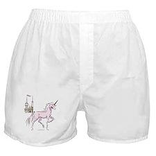 Unicorn Fantasy Boxer Shorts