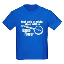 Feel Safe with a Banjo Player T