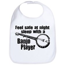 Feel Safe with a Banjo Player Bib