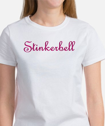 Stinkerbell Women's T-Shirt