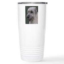 Gentle Irish Wolfhound Travel Mug