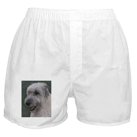 Gentle Irish Wolfhound Boxer Shorts