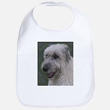Gentle Irish Wolfhound Bib