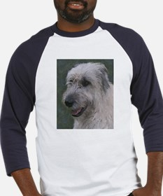 Gentle Irish Wolfhound Baseball Jersey