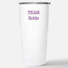 Team Bride Travel Mug