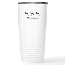 Group O' Weims Thermos Mug