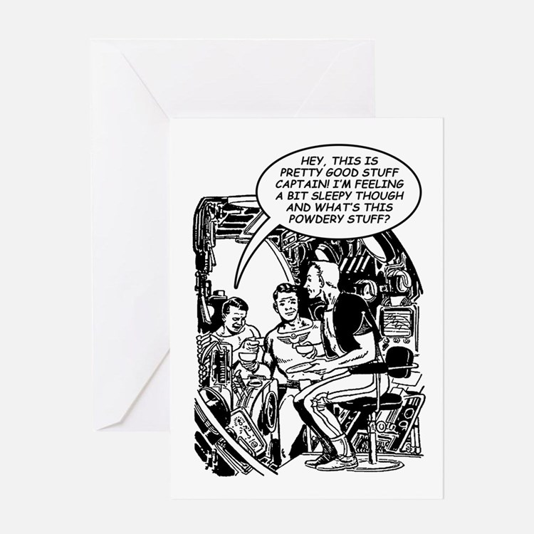 Wild Times Greeting Card
