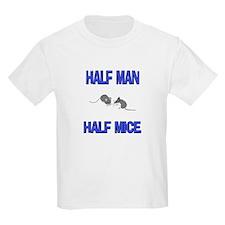 Half Man Half Mice T-Shirt