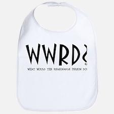 """""""WWRD"""" Bib"""