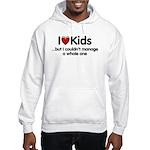 The Kids Lunchtime Hooded Sweatshirt