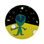 Piper's Alien Keepsake (Round)