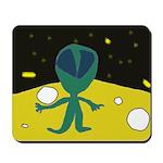 Piper's Alien Mousepad