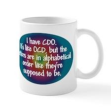 OCD / CDO spectrum Small Mugs