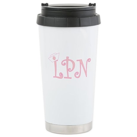 LPN Stainless Steel Travel Mug