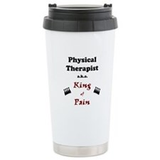 King of Pain Travel Mug