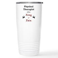 King of Pain Travel Coffee Mug