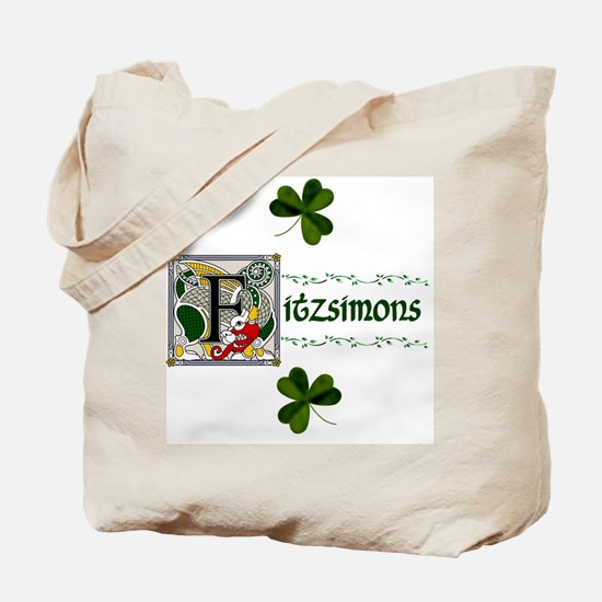 Fitzsimons Celtic Dragon Tote Bag
