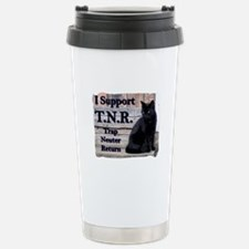 I Support TNR Travel Mug