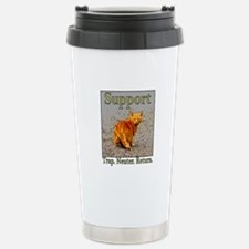 Support Trap Neuter Return Travel Mug