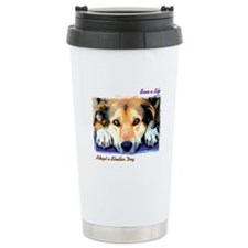 Save a Life - Adopt a Shelter Travel Mug