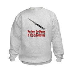 You Get Mugged Sweatshirt