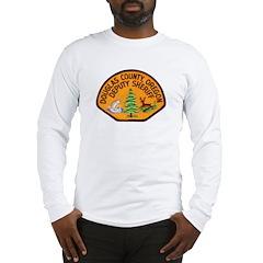 Douglas County Sheriff Long Sleeve T-Shirt