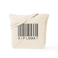 Diplomat Barcode Tote Bag
