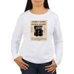 The James Gang Women's Long Sleeve T-Shirt
