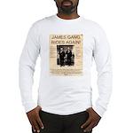 The James Gang Long Sleeve T-Shirt