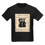 The James Gang Kids Dark T-Shirt
