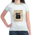 The James Gang Jr. Ringer T-Shirt