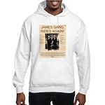 The James Gang Hooded Sweatshirt