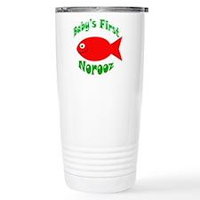 Baby's First Norooz Travel Mug